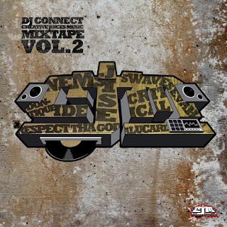 DJ Connect - Creative Juices Mixtape Vol 2 (2016)