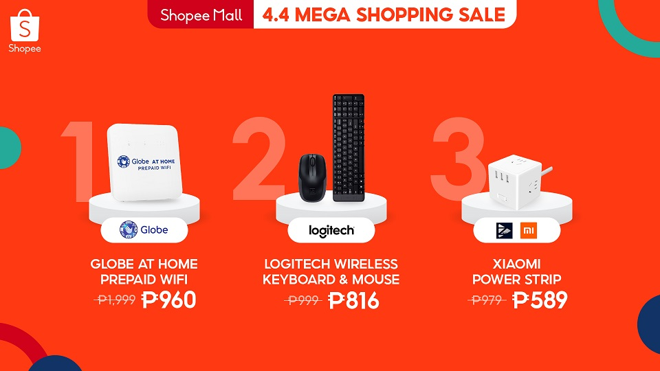 Shopee Mega Shopping Sale