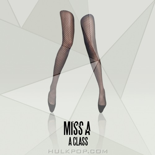 Miss A – A Class (Taiwan Edition)