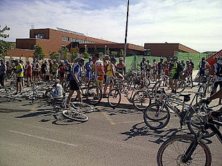 Día de la Bicicleta de Ontígola