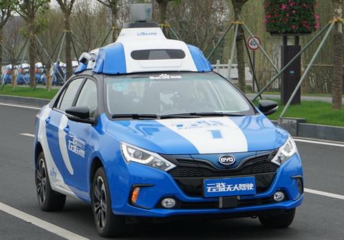 Tinuku Baidu Driverless car should recognize the passengers