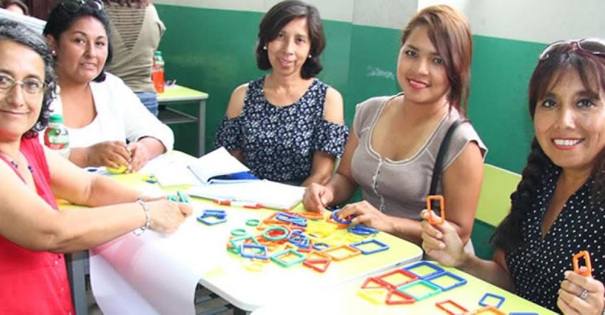 UGEL 07 capacita a más de 220 docentes de Nivel Inicial - www.ugel07.gob.pe