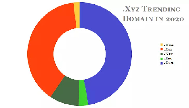 Start Niche Blogging With .XYZ Custom Domain
