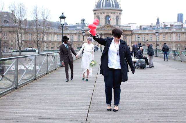St Valentin Pont des Arts