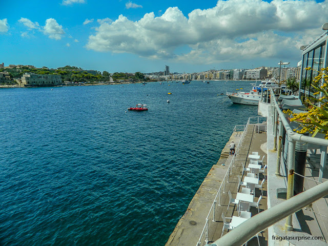Tigné Point, Sliema, Malta
