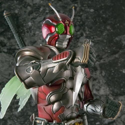 Firestarter's Blog: S.I.C Kamen Rider ZX Images