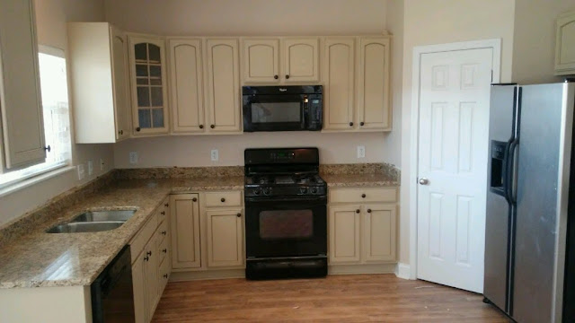 Kitchen Cabinet Refinishing13