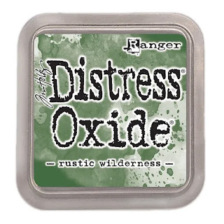 Oxide Ink Pad RUSTIC WILDERNESS