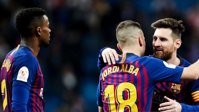 قائمة برشلونة لمباراة ريال سوسيداد تشهد عودة الظهيرين الطائرين