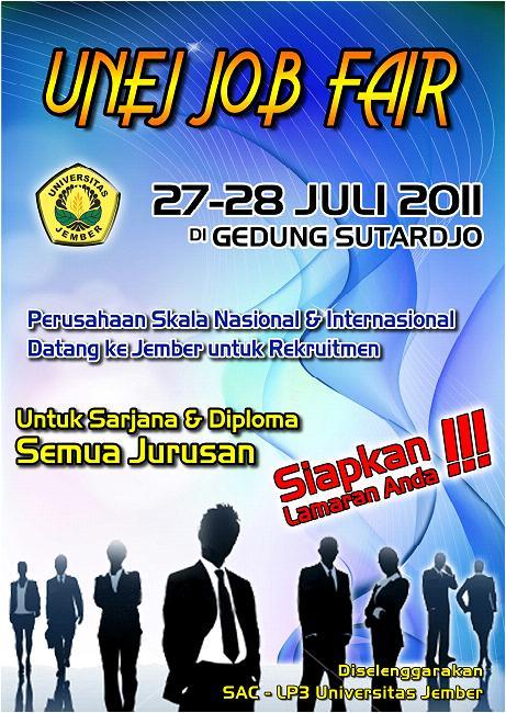 unej job fair 2011