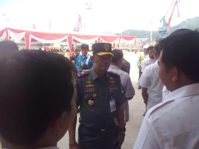 recruitment bukit asam Viral Petang, 11/02/20, -- Bandar Lampung, Kantor KSOP Kelas 1 Panjang bersama insan Maritim mengadakan acara Puncak peringatan bulan K3 Nasional pada tanggal 11 febuari 2020.