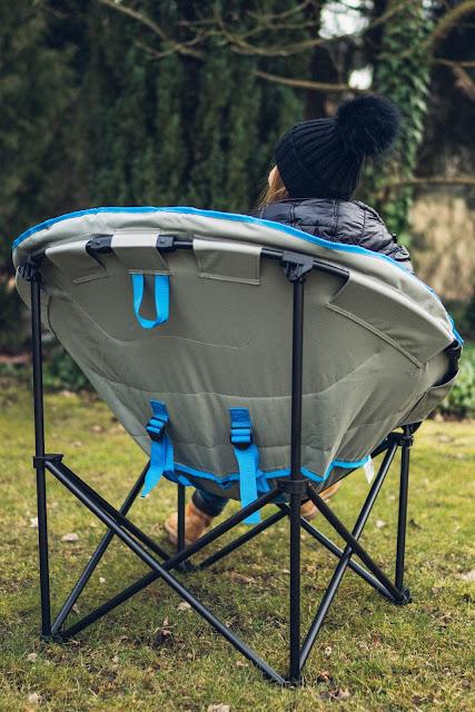 Gear of the Week #GOTW KW 12  Moonchair Deluxe XXL Skandika Outdoor  Faltsessel im XXL-Format  komfortabler Campingstuhl  belastbar bis 150 kg 08