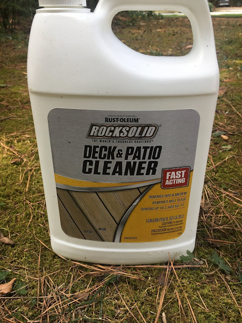 Rust-Oleum Deck & Patio Cleaner