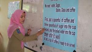 Bahasa Inggris Tak Lagi Wajib Diajarkan Kepada Siswa SD