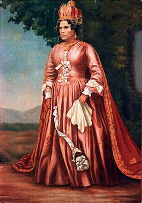 La regina Ranavalona sale sul trono e comincia a disfare il lavoro favorevole all'Occidente dei due re precedenti.