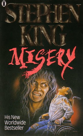 Misery, de Stephen King.