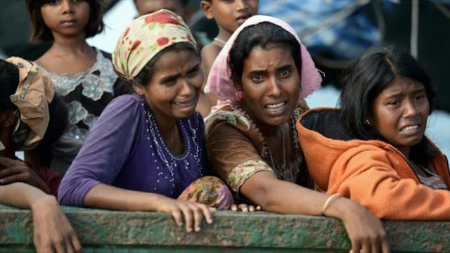 ONU alerta de venta de refugiadas Rohingya para trabajo forzado