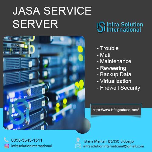 Service Server Semarang Enterprise