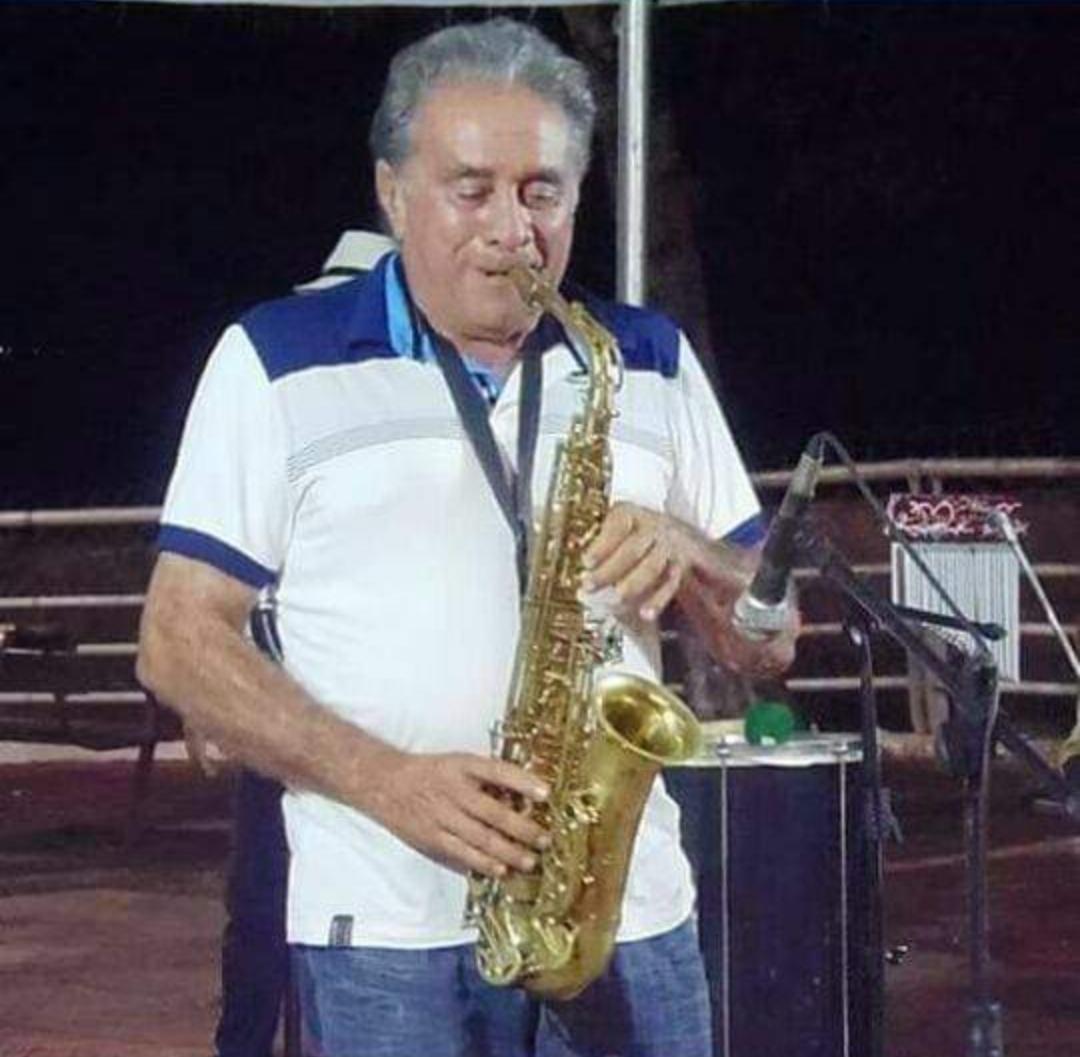 Morre o músico santareno Jorge Marcião, aos 73 anos, na madrugada de hoje