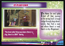 My Little Pony To Klugetown MLP the Movie Trading Card