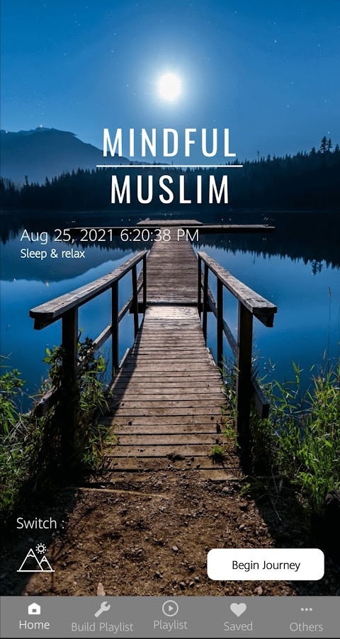 Aplikasi Mindful Muslim Terapi Minda dan Jiwa - Agar Sentiasa Tenang dan Sabar Menghadapi Ujian
