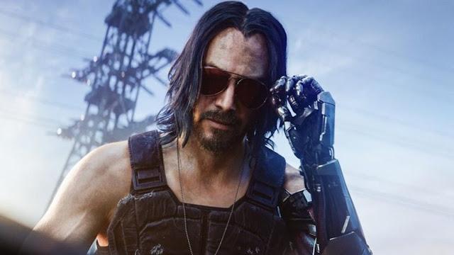 MTA SA Johnny Silverhand Cyberpunk 2077 skin