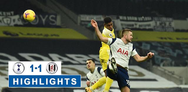 Tottenham vs Fulham Highlights