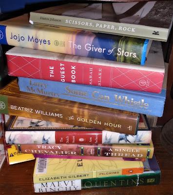 A Very Small Book Club