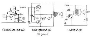 شرح مكبر التردد المنخفض A.MP