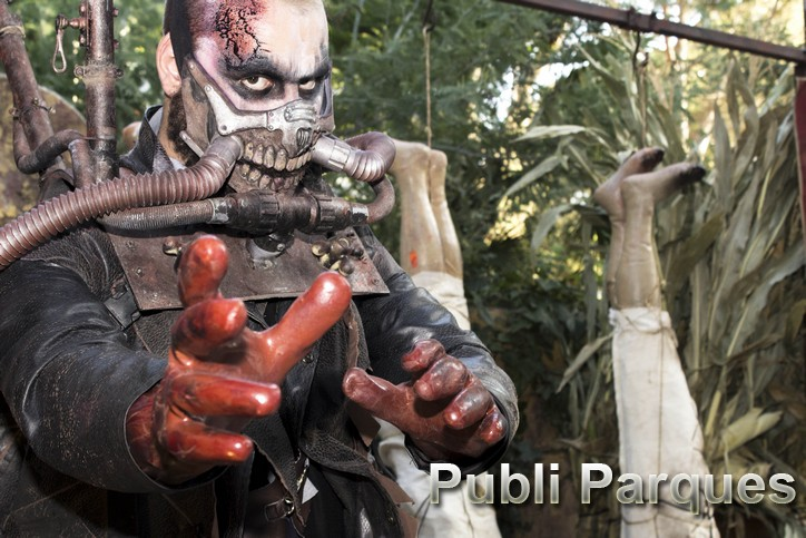Horror Fest Parque de Atracciones de Madrid