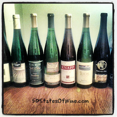 Finger Lakes 2011 Vintage Riesling Launch