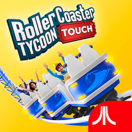 Download RollerCoaster Tycoon Touch (MOD Unlimited Money) v3.12.2