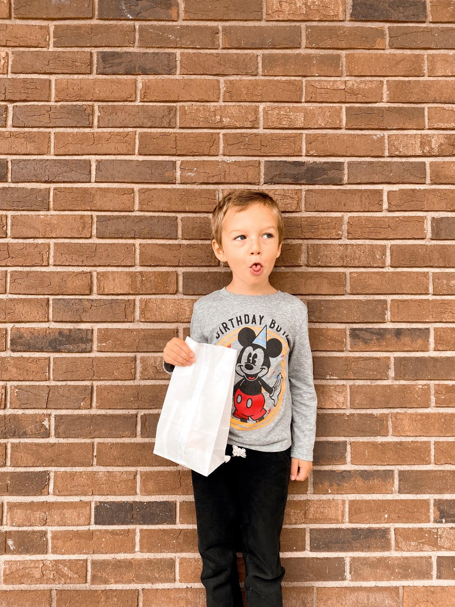Birthday Donuts | biblio-style.com