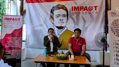Maju Pilwali Surabaya, Dokter Gamal Tawarkan Lapangan Kerja untuk Milenial