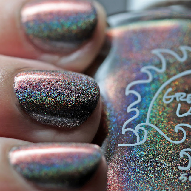 Great Lakes Lacquer Love Is Brightest in the Dark