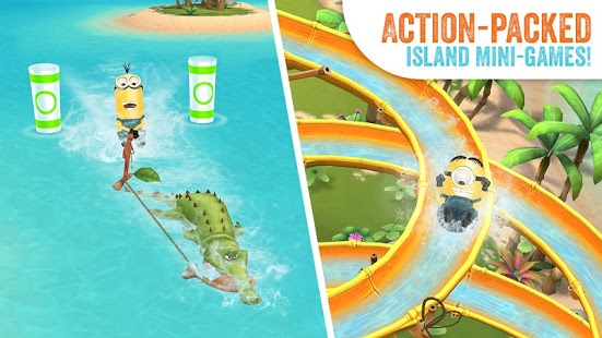 Minions Paradise Mod APK4