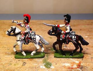 Der Kriegspielers Prussian Garde de Corps