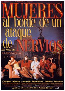 Watch Women on the Verge of a Nervous Breakdown (Mujeres al borde de un ataque de nervios) (1988) movie free online