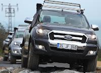 Yeni Ford Ranger tanıtıldı