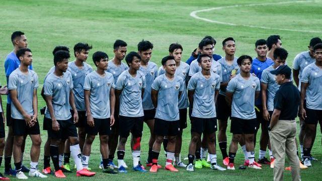 Daftar Pemain Timnas U-22 SEA Games Vietnam 2021