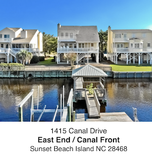 East End Canal Front SBI