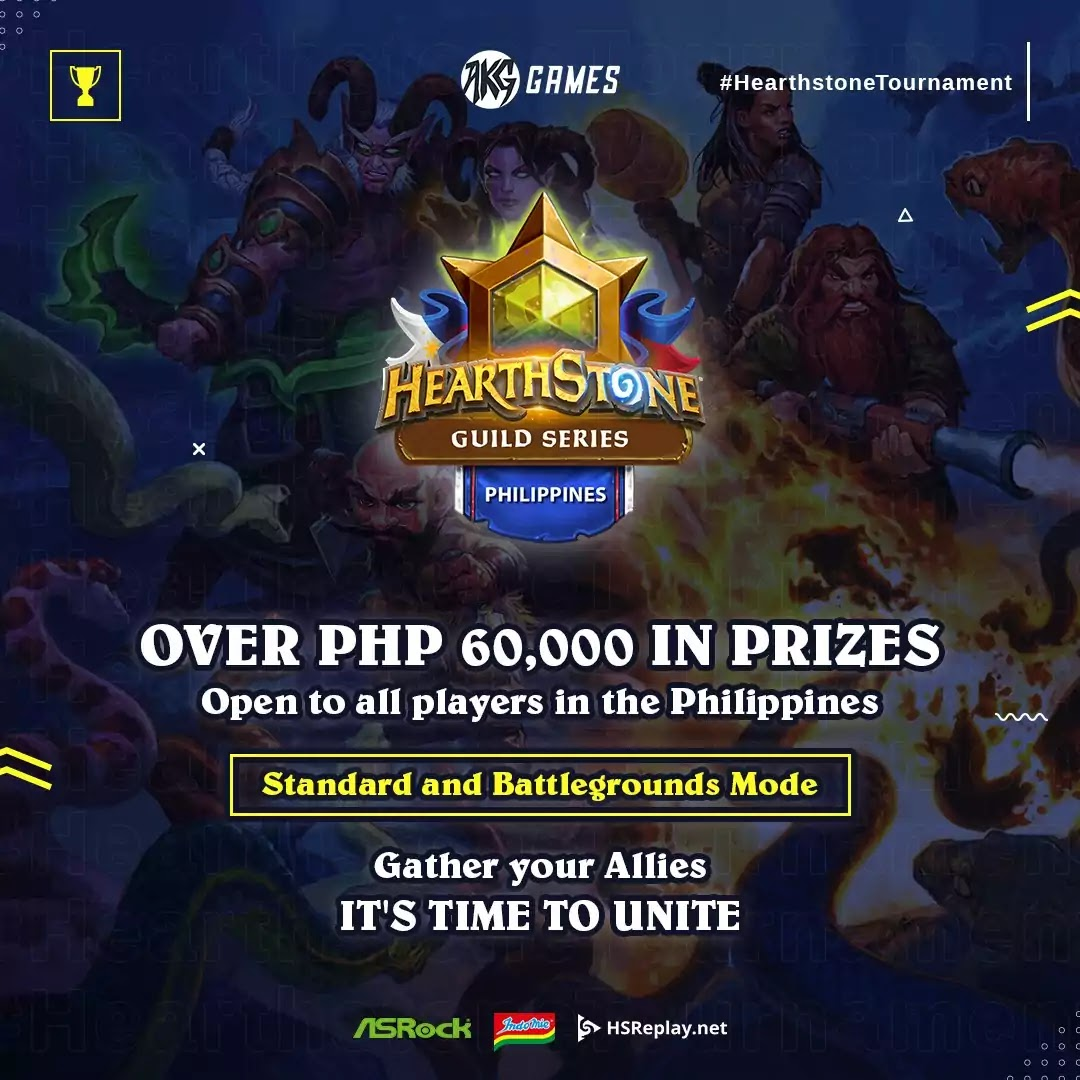 Hearthstone Guild Series Philippines