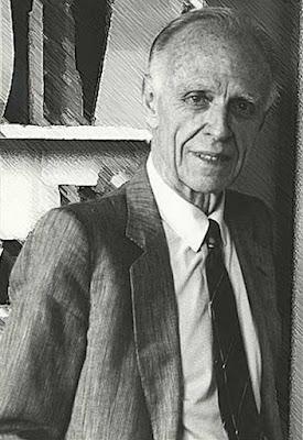 Retrato de Adolfo Bioy Casares