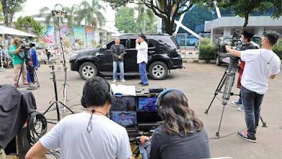 Mendadak Jadi Artis, Ketua DPD RI Siap Dukung Industri Perfilman Indonesia