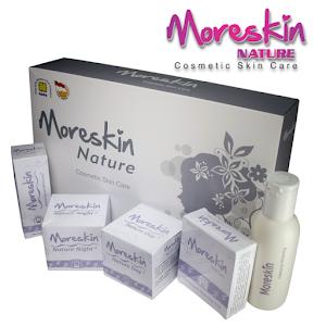 Moreskin Nature Cosmetic Skin Care