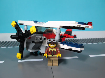 Set LEGO 31020 Creator 3in1 Twinblade Adventures