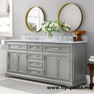 72 inches vanity cabinets for bathrooms