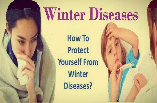 Common winter diseases