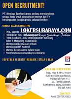 Walk In Interview di PT. Binajasa Sumber Sarana Sidoarjo Juni 2020