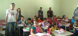 Atuante: Conselho Tutelar de Baraúna realiza palestras nas Escolas